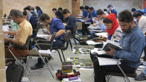 کلاس آمادگی آزمون خانه عمران تهران
