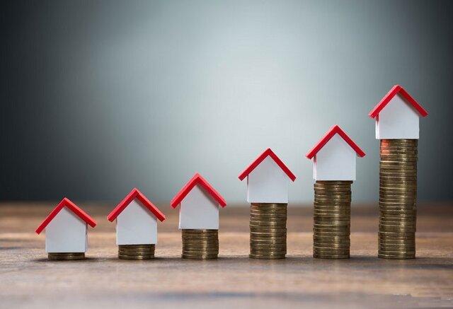 مسكن دو برابر دلار و سه برابر طلا رشد کرد